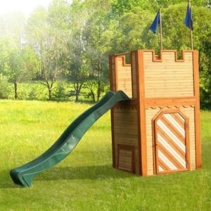 Medieval Wooden Playhouse - Arthur